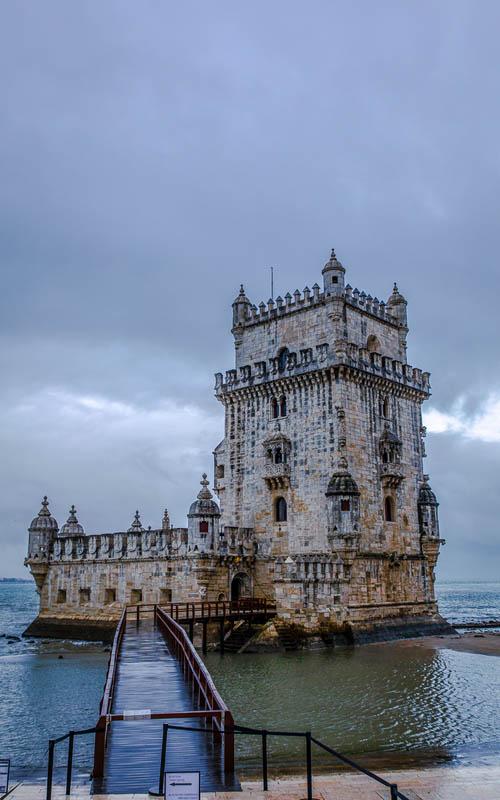 Башня Белем Лиссабон | что посмотреть на остановке в Лиссабоне