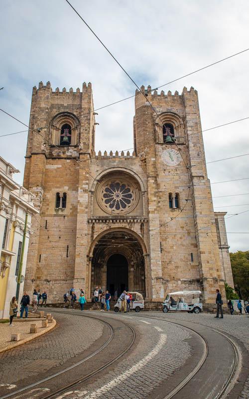 Лиссабонский собор |Достопримечательности Лиссабона