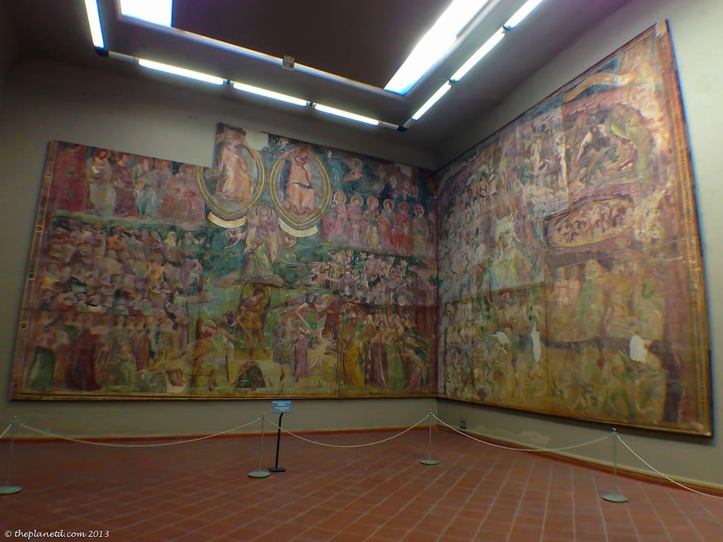 tower of pisa fresco tour