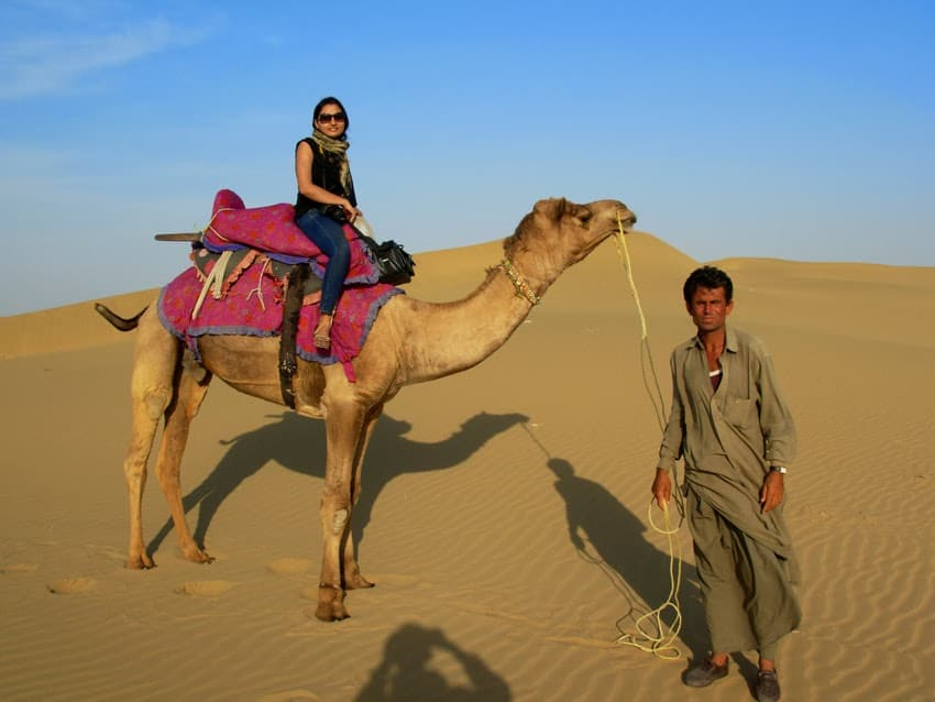 lessons travel taught me camel