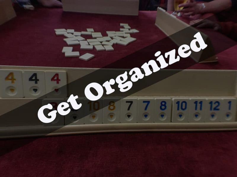 how to achieve your goals getting organized