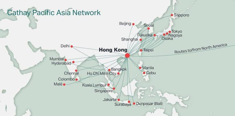 life well travelled hong kong map