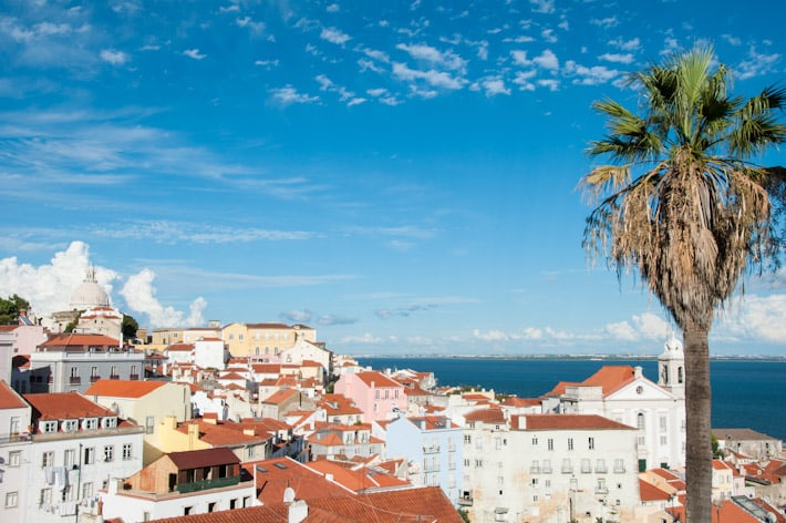 Lisbon Portugal for Under 5 Euros a Day