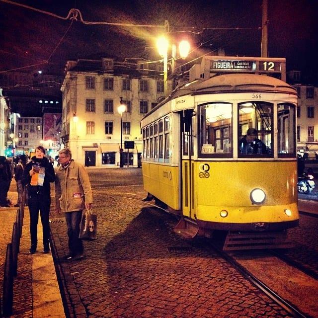 lisbon portugal budget transportation