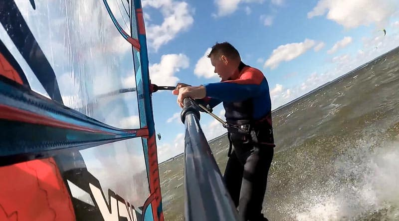 things to do in lithuania windsurfing