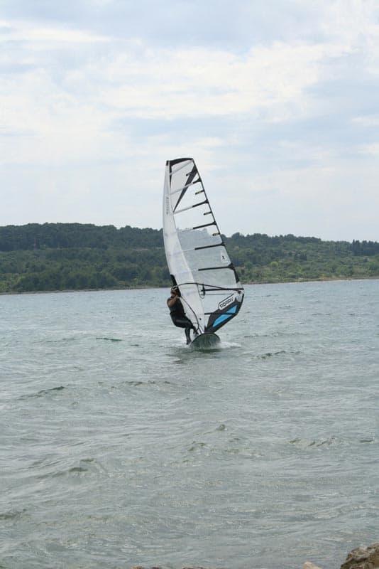 lithuania windsurfing