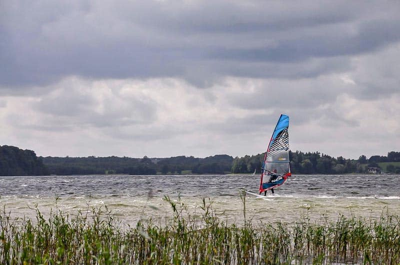 windsurfing lithuania things to do