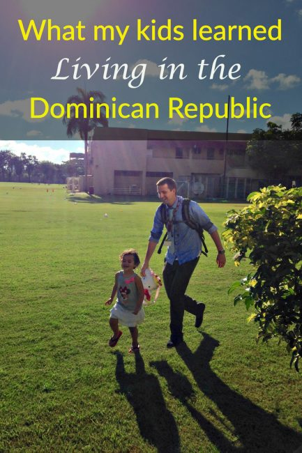 kids living in the dominican republic