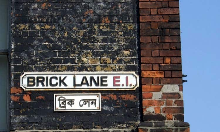 london attractions | brick lane