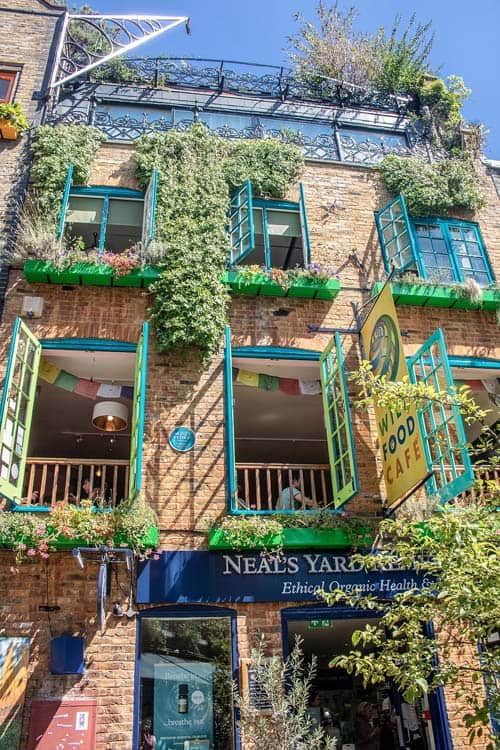 neals yard london attractions alternative