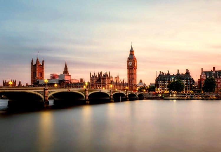 london itinerary three days | westminster