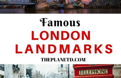 london landmarks in photos