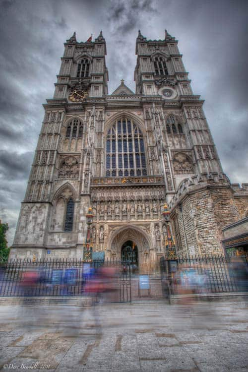 landmarks of london england | westminster abbey