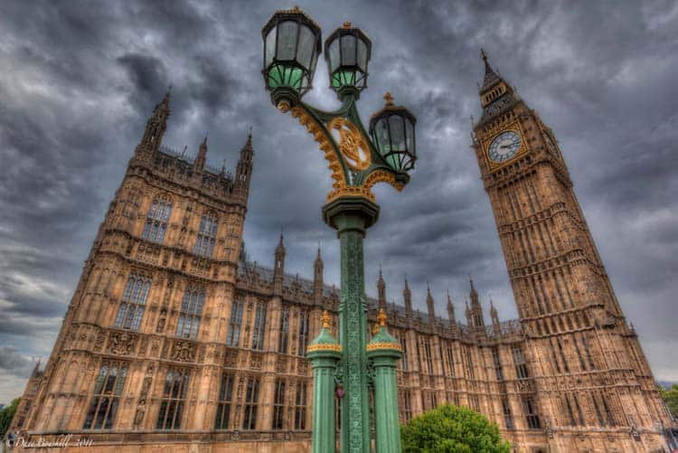 london landmarks in photos big ben
