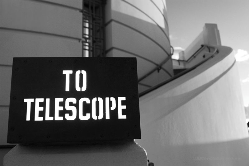 los angeles photos black and white observatory