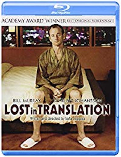 comedy travel movies in japan | lost in tranlation