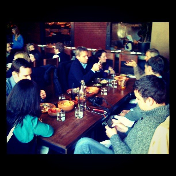 lunch with expedia seattle