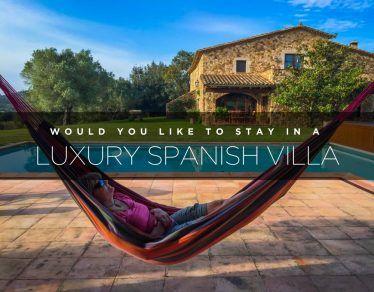 luxury Spanish villa