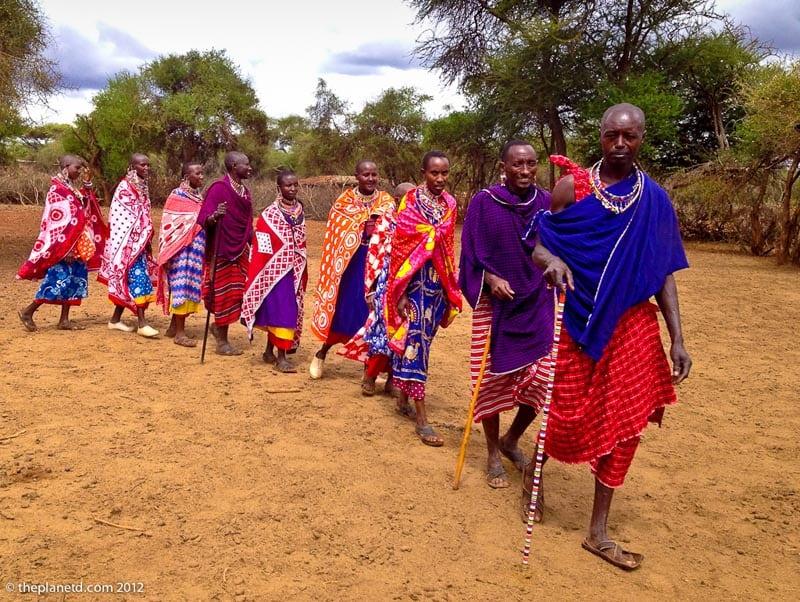 The Maasai People Kenya – A Special Stop at Selenkay