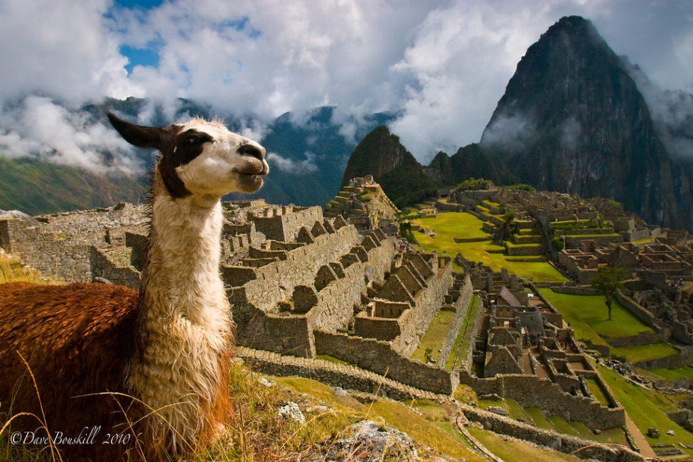 Peru Machu-picchu-peru