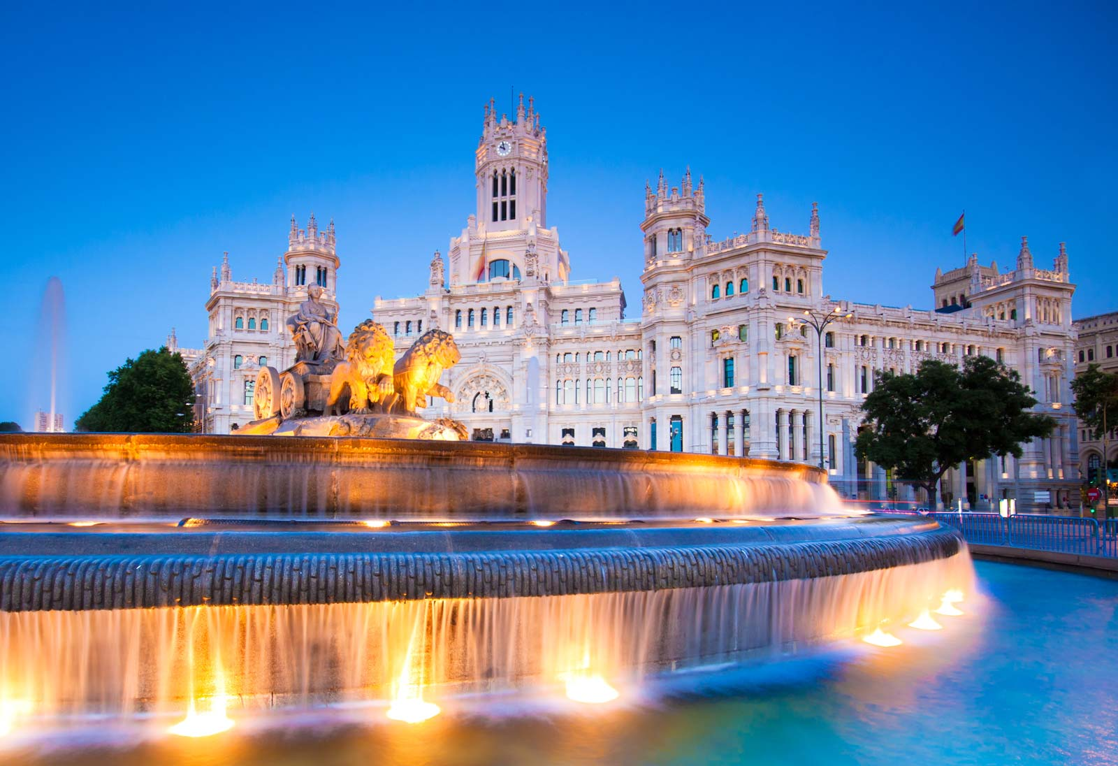 spain cities madrid