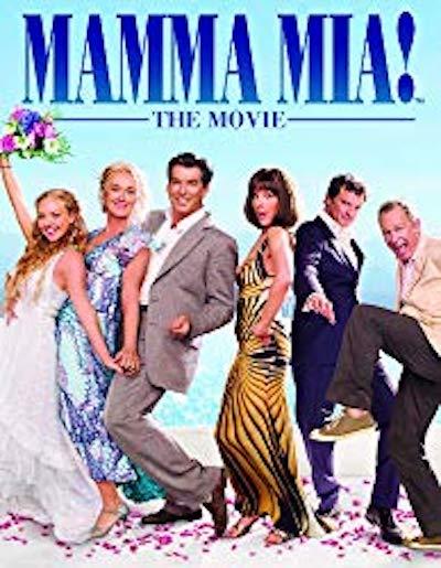 mama mia movie about greece