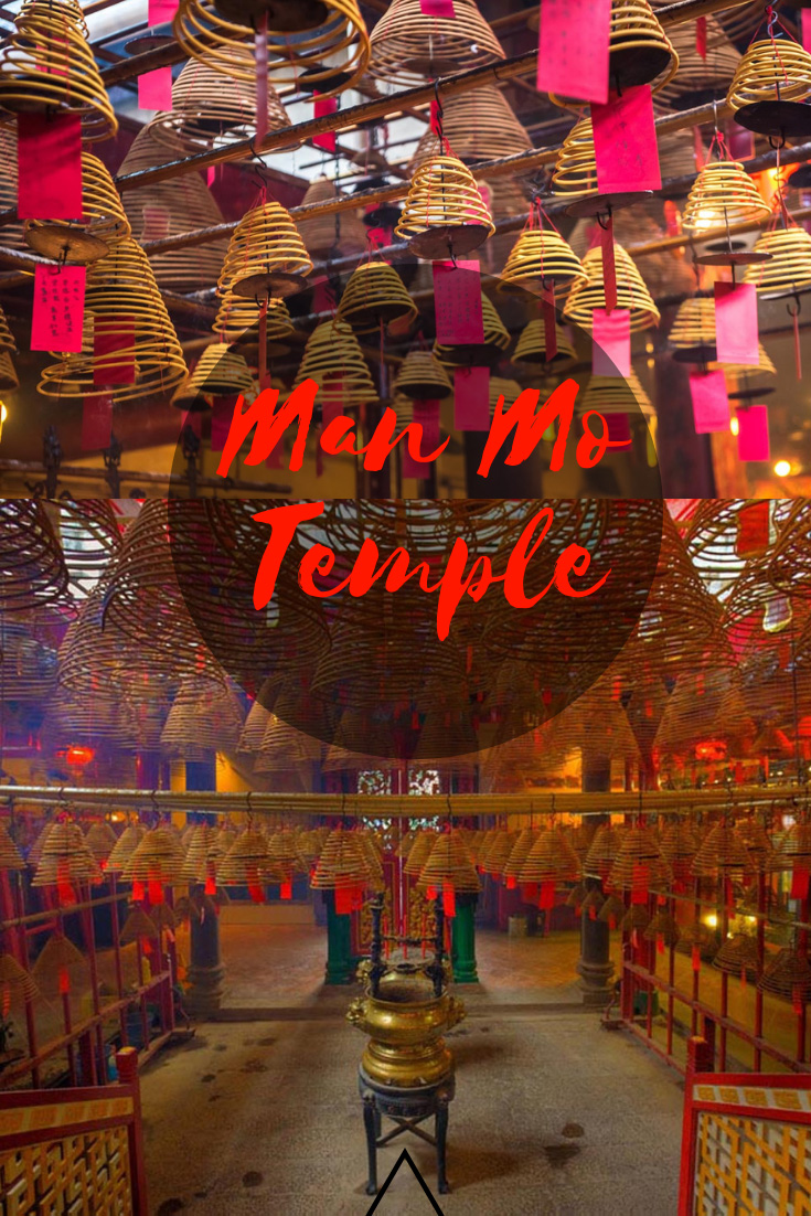 All about Hong Kong's Man Mo temple