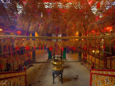 All About Man Mo Temple of Hong Kong