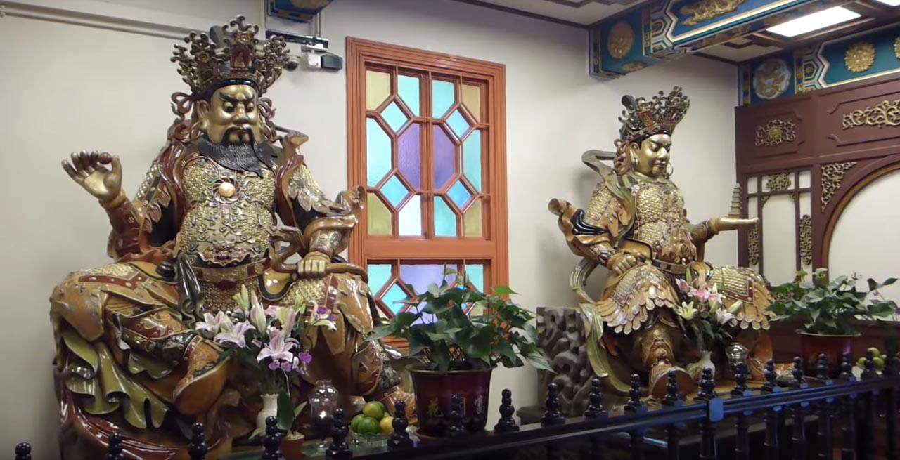gods hong kong temple