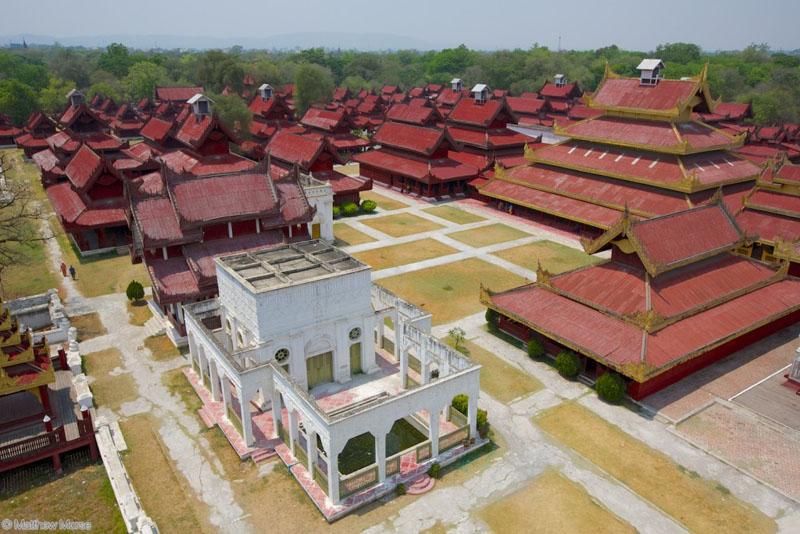 mandalay myanmar temples