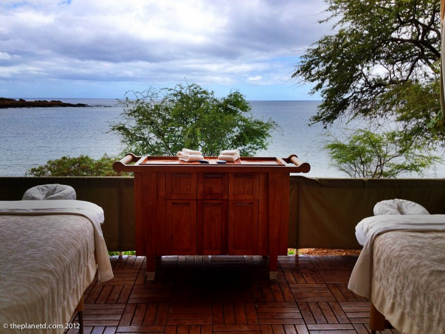 romantic travel spa