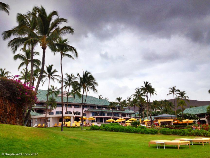four seasons beach resort hawaii