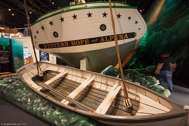 michigan boat