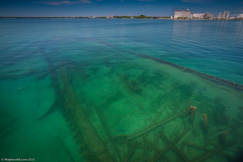морское наследие мичиган океан Мичиган Самые лучшие места для посещения в Мичигане maritime heritage michigan ocean