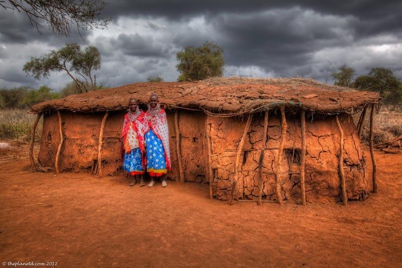 The Maasai People Of Selenkay Adventure Travel Blog