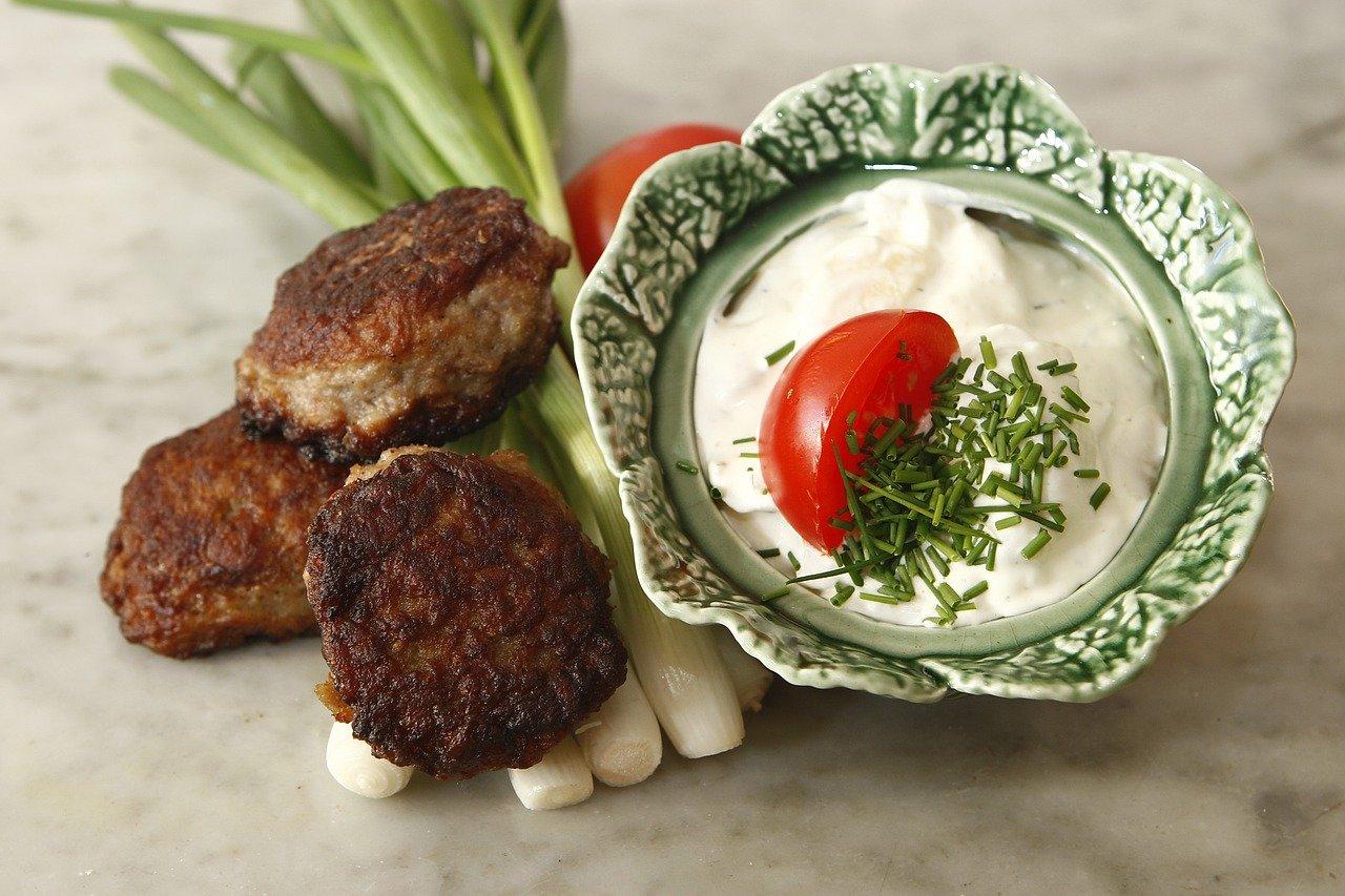 greek cuisine greek meatballs