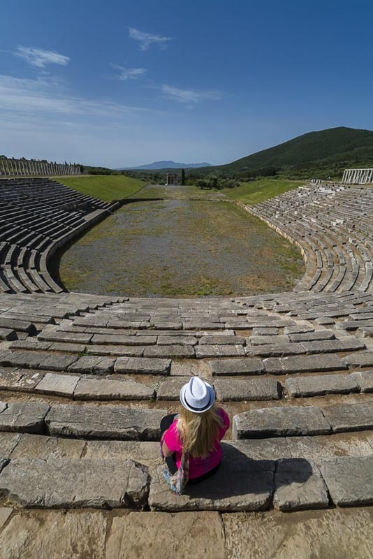 messene ruins tours from costa navarino