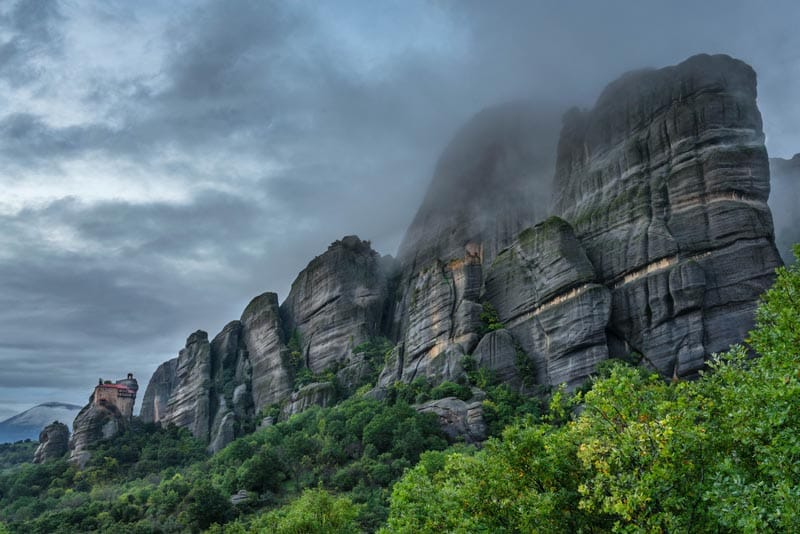 Meteora Greece hiking tours