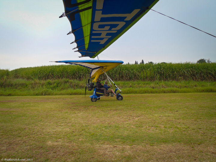 microlight south africa field