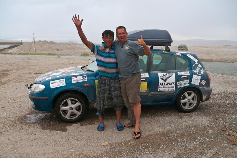 mongol rally local