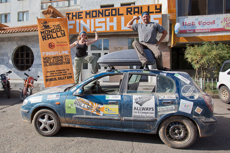 mongolia recap finish