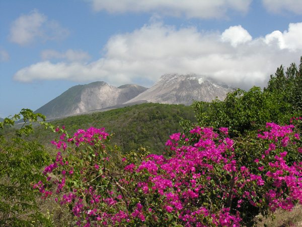 monsterrat volcano