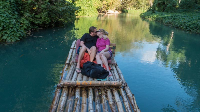 what to do in montego bay bamboo rafting martha brae