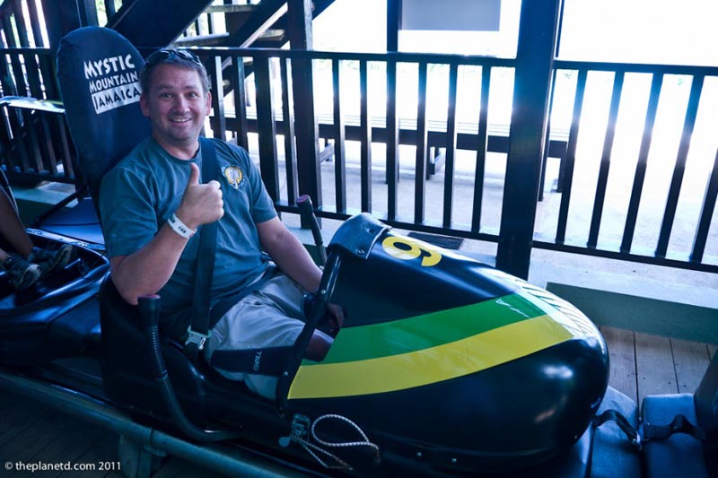 things to do in montego bay bobsledding