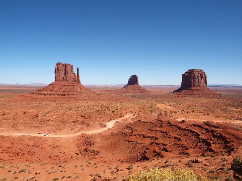 desert view | arizona road trip attractions arizona