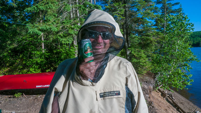 mosquito jacket first aid prevention