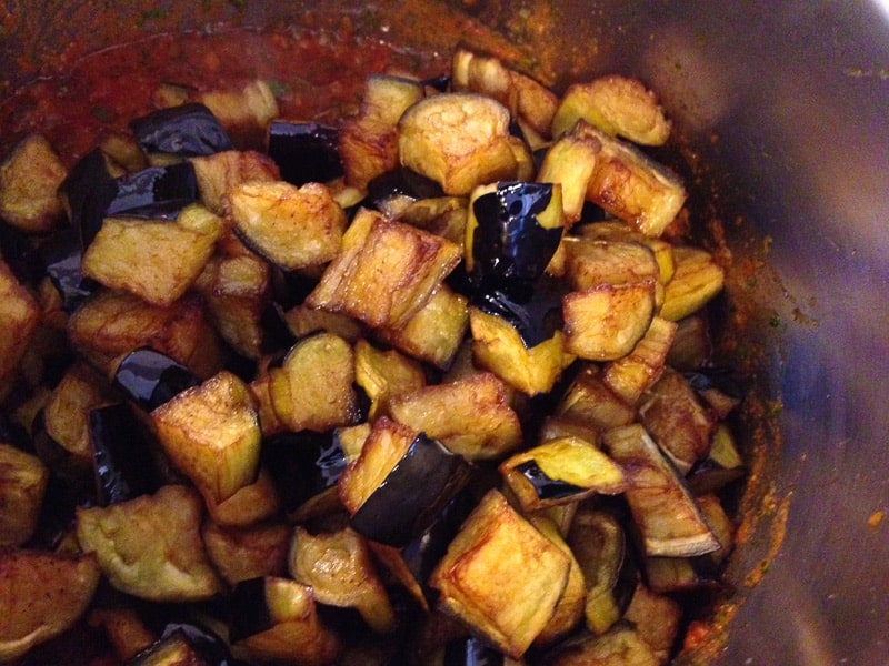 moroccan food zalouk
