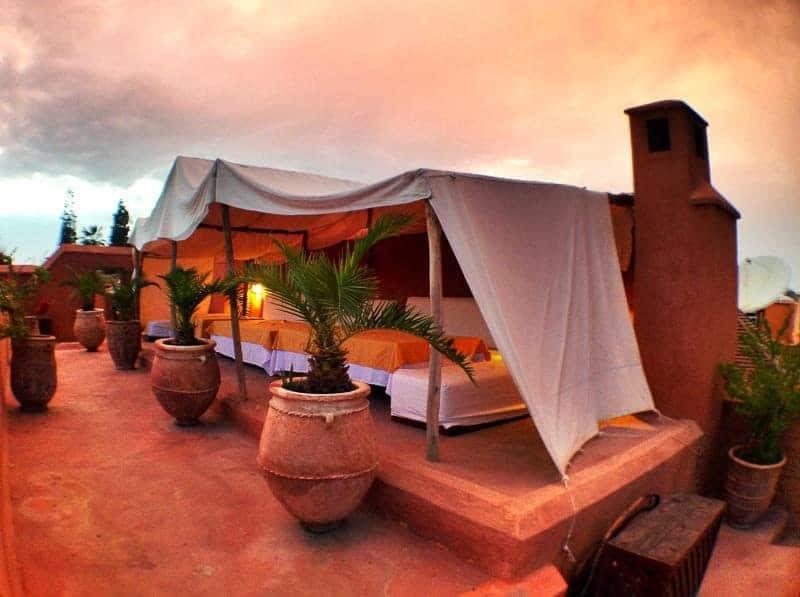 morocco riyad for a honeymoon idea