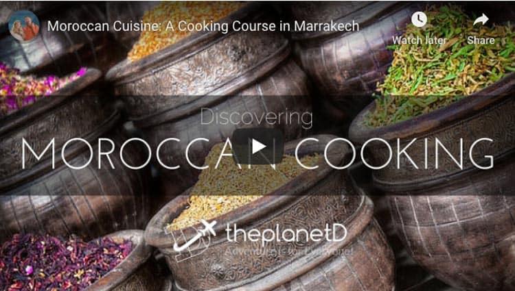 moroccan foods video