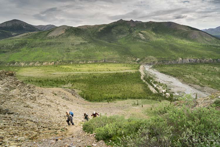 Ivavik National Park canada